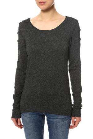 Пуловер Liu Jo. Цвет: cерый