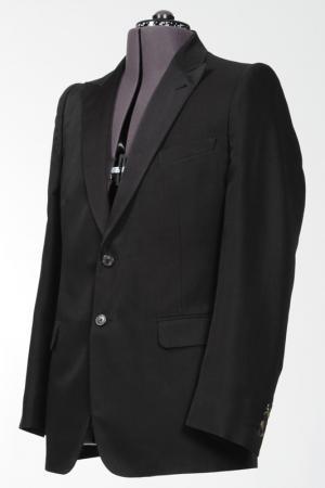 Пиджак-смокинг Dries Van Noten. Цвет: черный