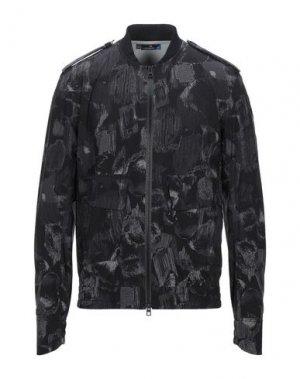 Куртка J. LINDEBERG. Цвет: стальной серый