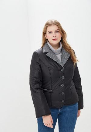 Куртка утепленная Sonett. Цвет: черный