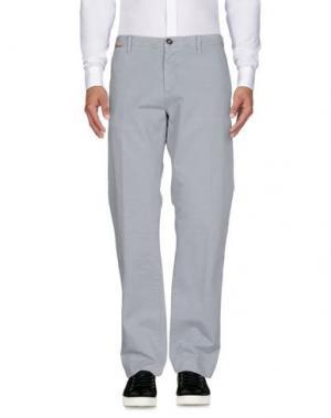 Повседневные брюки ALVIERO MARTINI 1a CLASSE. Цвет: светло-серый