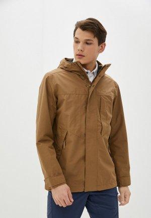 Куртка Jack Wolfskin BALDOCK JACKET M. Цвет: коричневый