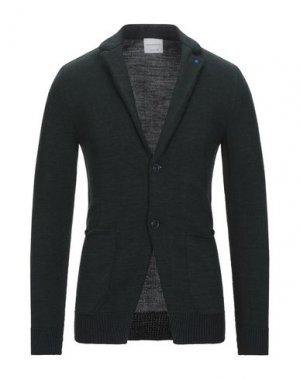 Пиджак PRIMO EMPORIO. Цвет: темно-зеленый