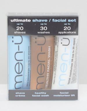 Набор для бритья Ultimate men-u