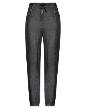 Повседневные брюки BRAND UNIQUE. Цвет: стальной серый
