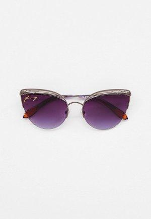 Очки солнцезащитные Baldinini BLD 2118 MF 403. Цвет: серебряный