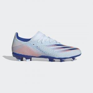 Футбольные бутсы X Ghosted.3 FG Performance adidas. Цвет: синий