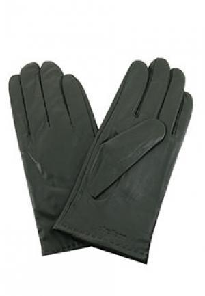 Перчатки STRELLSON. Цвет: зеленый
