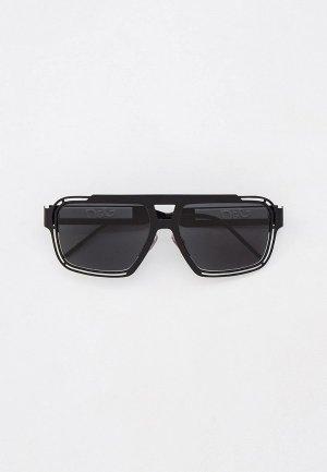 Очки солнцезащитные Dolce&Gabbana DG2270 327687. Цвет: черный