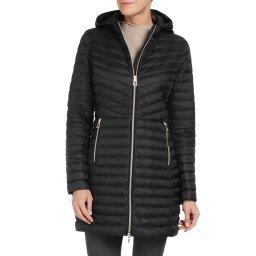 Куртка W0225C черный GEOX