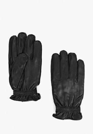 Перчатки Mango Man M BURG. Цвет: черный