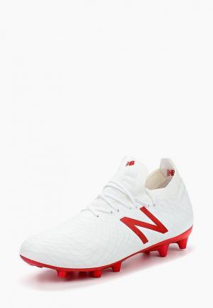 Бутсы New Balance Tekela  1.0 Pro FG. Цвет: белый