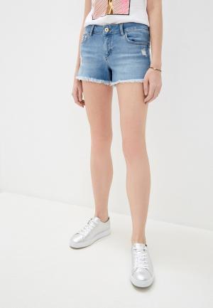 Шорты джинсовые Liu Jo B.UP SHORT MARY REG.. Цвет: голубой