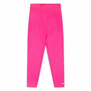 High Waisted Leggings Nike. Цвет: розовый