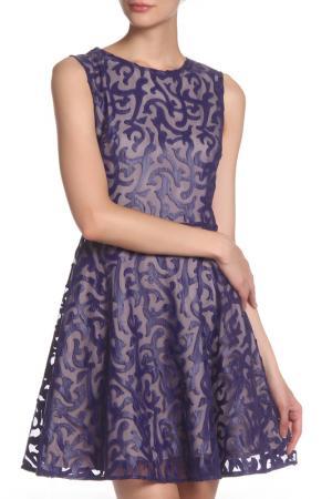 Платье IQDRESS. Цвет: фиолетовый