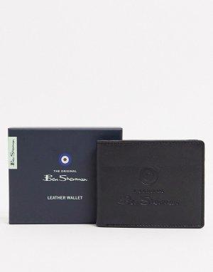 Кожаный кошелек для монет -Мульти Ben Sherman