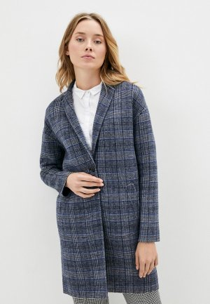 Пальто Gant. Цвет: серый