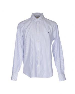 Pубашка BROOKSFIELD. Цвет: белый