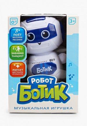 Игрушка интерактивная Woow Toys Робот Ботик. Цвет: белый