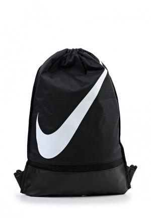 Мешок Nike FOOTBALL GYM SACK. Цвет: черный