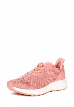 Кроссовки Anta Running A-FLASHFOAM. Цвет: розовый