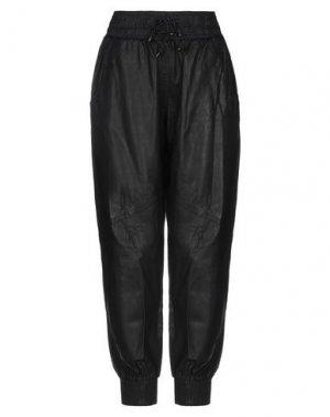 Повседневные брюки FREAKY NATION. Цвет: черный