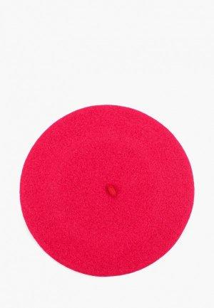 Берет Le Beret Francais MODE. Цвет: розовый