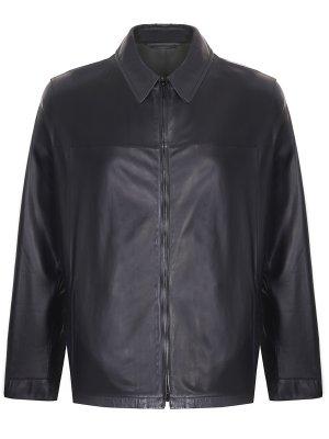 Куртка кожаная CANALI