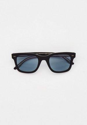 Очки солнцезащитные Giorgio Armani AR8138 500156. Цвет: черный