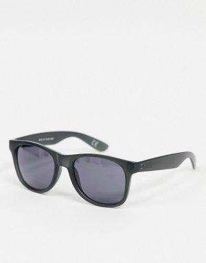 Черные солнцезащитные очки Spicoli 4-Мульти Vans