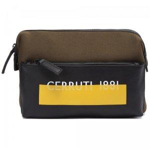 Поясная сумка Cerruti 1881. Цвет: коричневый