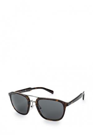Очки солнцезащитные Prada PR 12TS 2AU5S0. Цвет: черный