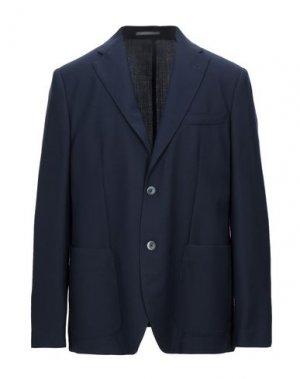 Пиджак SEVENTY SERGIO TEGON. Цвет: темно-синий