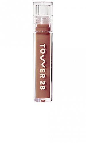 Блеск для губ shineon Tower 28. Цвет: beauty: na