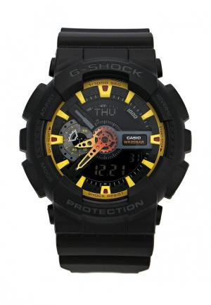 Часы Casio G-SHOCK GA-110BY-1A. Цвет: черный