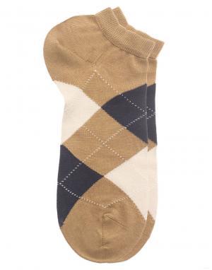 Sneaker Socks Burlington. Цвет: бежевый