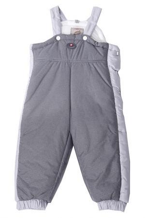 Утепленные брюки Canadiens. Цвет: серый