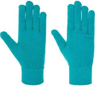 Перчатки , размер 7 Outventure. Цвет: голубой