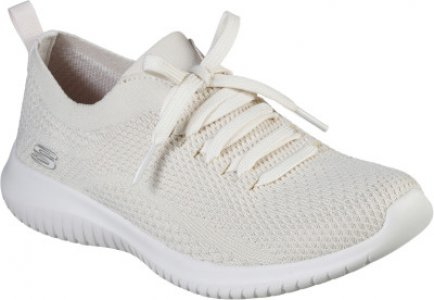 Кроссовки женские Ultra Flex, размер 39 Skechers. Цвет: серый
