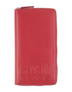 Бумажник CAVALLI CLASS. Цвет: красный