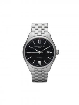 Наручные часы Classics Index Automatic 40 мм Frédérique Constant. Цвет: черный dial