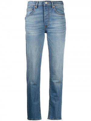 Зауженные джинсы Mama Zadig&Voltaire. Цвет: синий
