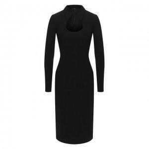 Платье Dolce & Gabbana. Цвет: чёрный