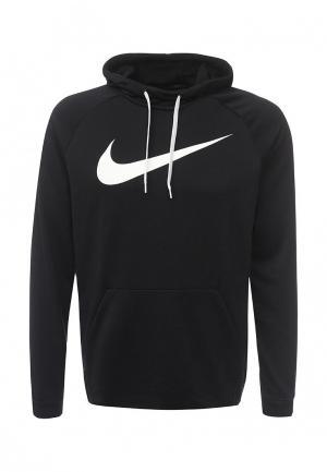 Худи Nike Mens Dry Training Hoodie. Цвет: черный