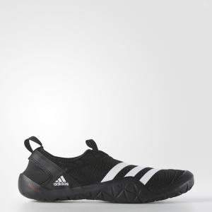 Коралловые тапочки climacool JawPaw Performance adidas. Цвет: черный