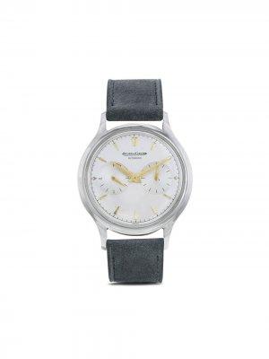 Наручные часы Futurematic pre-owned 37 мм 1950-х годов Jaeger-LeCoultre. Цвет: серебристый