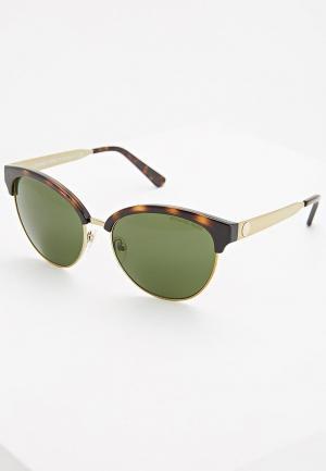 Очки солнцезащитные Michael Kors MK2057 330671. Цвет: коричневый