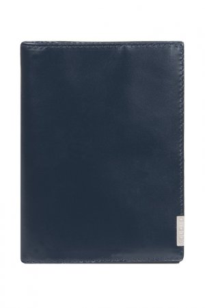 Обложка д/паспорта и прав Alliance. Цвет: океан