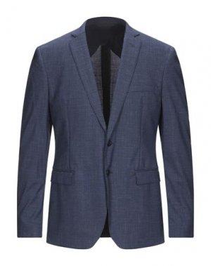 Пиджак TONELLO. Цвет: темно-синий
