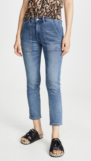 Thank U Next Jeans Blank Denim